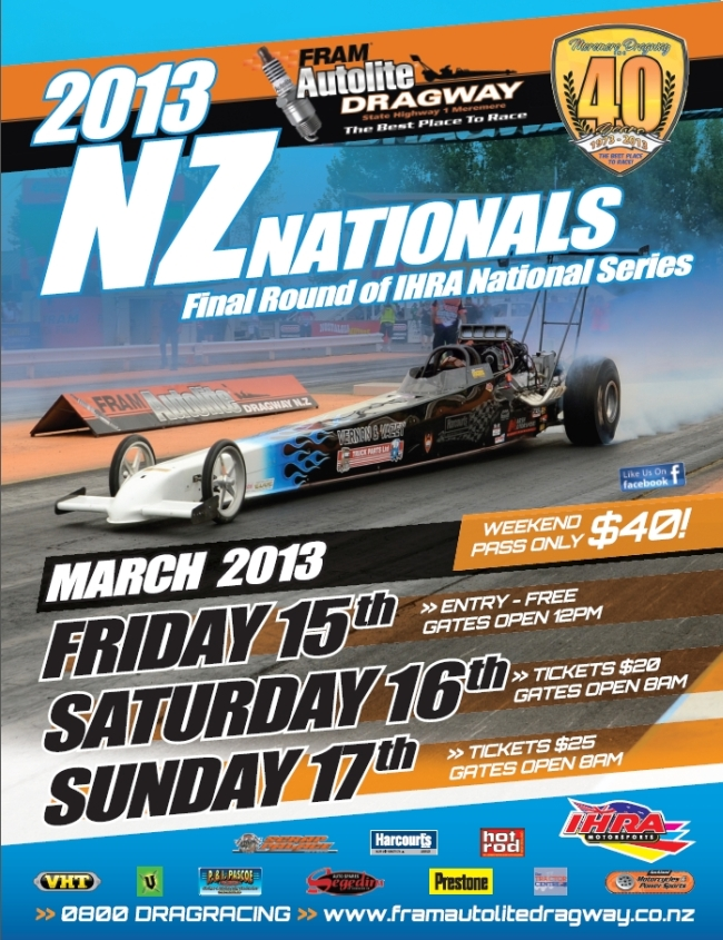 2013 Nationals poster